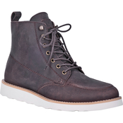 Dingo Men's Harpo Side Zip Ankle Boots