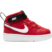 Nike Toddler Boys Court Borough Mid 2 Basketball Shoes
