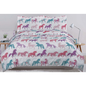 Unicorn Dream Twin Comforter 2 pc. Set