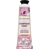 Bath & Body Works Bold Blooms Hand Cream, Champagne Toast 1 oz.