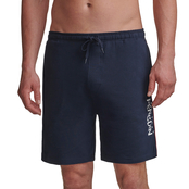 Penguin Original French Terry Shorts with Side Stripe