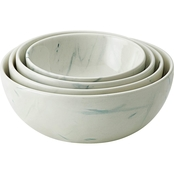 Anolon Nested Prep Bowls Ceramic 4 pc. Set
