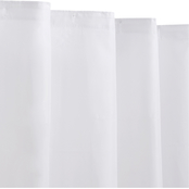 Kenney Mildew-Resistant Fabric Shower Curtain Liner, 70 x 72 in.