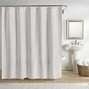 Realeza Sunset European Matelasse Shower Curtain