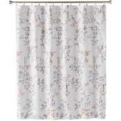 Saturday Knight LTD Greenhouse Leaves Fabric Shower Curtain
