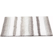 Saturday Knight LTD Stripe Fade Rug in Silver