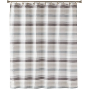 Saturday Knight LTD Westwick Stripe Fabric Shower Curtain