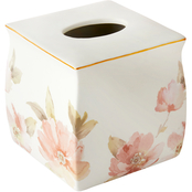 Saturday Knight LTD Misty Floral Tissue Dispenser