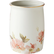 Saturday Knight LTD Misty Floral Waste Basket