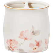 Saturday Knight LTD Misty Floral Toothbrush Holder