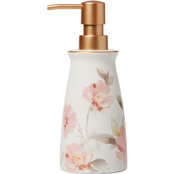 Saturday Knight LTD Misty Floral Lotion / Soap Dispenser