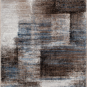 Trisha Yearwood Relax Atlanta Rain Area Rug