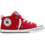 Converse Boys Chuck Taylor All Star Shark Bite Street Shoes