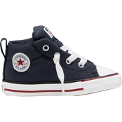 Converse Toddler Boys Chuck Taylor All Star Street Mid Top Shoes