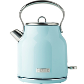 Haden Heritage 1.7L Stainless Steel Electric Kettle