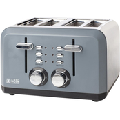 Haden Perth 4 Slice Stainless Steel Toaster