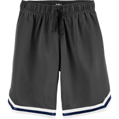 OshKosh B'gosh Little Boys Mesh Basketball Shorts