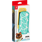 Nintendo Switch Lite Animal Crossing Carry Case & Screen Protector