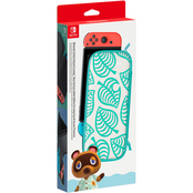 Nintendo Switch Animal Crossing Carry Case & Screen Protector