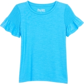 Pony Tails Little Girls Knit Top