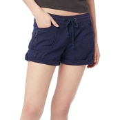 Unionbay Christy Convertible Knit Waist Shorts