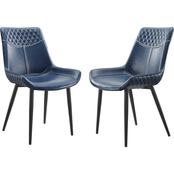 Linon Edler Dining Chair 2 pk.