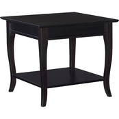 Linon Dayton Collection End Table