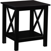 Linon Davis End Table