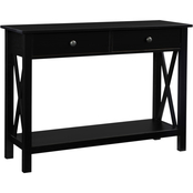 Linon Davis Console Table