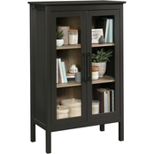 Sauder Anda Norr Collection Display Cabinet