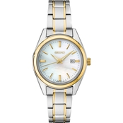 Seiko Women's Essentials Watch SUR636
