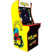 Arcade1up Pac-Man Arcade Cabinet with Riser