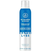 Waterless Dry Shampoo No Residue Invisible Spray