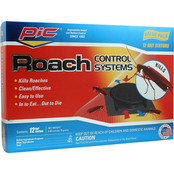 Pic Roach Control System Bait Station 12 pk.
