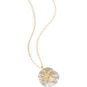 Spartina 449 Sand Dollar Necklace