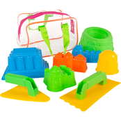 Hey! Play! Beach Sand and Water BPA Free Toy Set