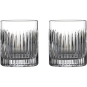 Waterford Aras 12 oz. Double Old Fashioned Glasses 2 pk.