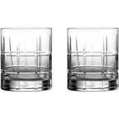 Waterford Cluin 12 oz. Double Old Fashioned Glasses 2 pk.
