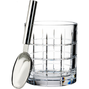 Waterford Cluin 48 oz. Ice Bucket with Scoop