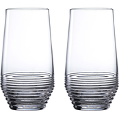 Waterford Mixology Circon 17 oz. Hiball Glasses 2 pk.