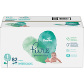 Pampers Pure Protection Diapers Size 1 (8-14 lb.) 82 ct.