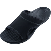 Powerstep Men's Fusion Orthotic Recovery Slides