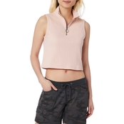 UNIONBAY Juniors Kora Mock Neck Top