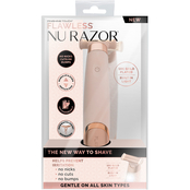 Finishing Touch Flawless NU Razor Instant and Painless Hair Remover