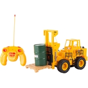 Hey! Play! Remote Control Toy Forklift 1:24 Scale
