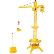 Hey! Play! Remote Control 360 Degree Standing Crane