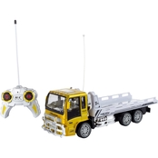 Hey! Play! Remote Control 4 Channel Flatbed Truck