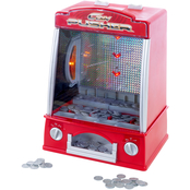 Hey! Play! Coin Pusher Miniature Classic Arcade Game