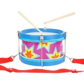 Hey! Play! Double Sided Toy Drum