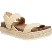 Madden Girl Cybell Footbed Sandals